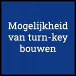 Mogelijkheid van turn-key bouwen